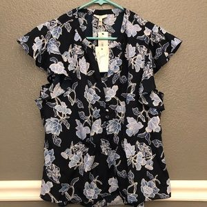 Joie | NWT crisbell blouse